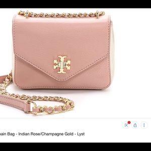 Tory Burch mini Kira crossbody bag